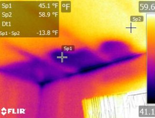 Thermal Imaging and The Home Inspection – Part 2